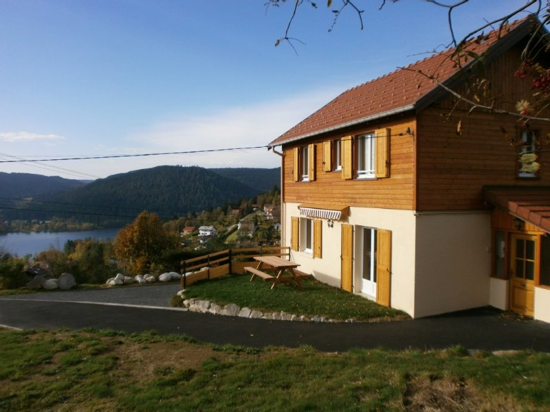 Gerardmer lodging from 2 to 6 adults + 2 children comfortably, holiday rental in Gerardmer