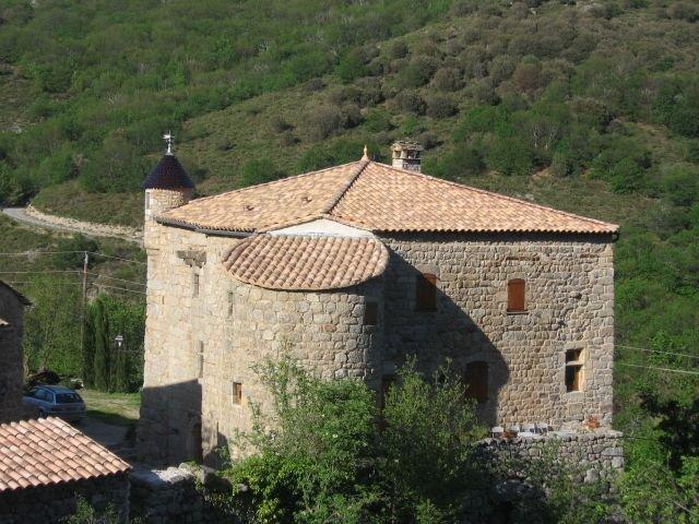Chateau de Longueville Vallée de La Thines Malarce sur la Thines, location de vacances à Malarce-sur-la-Thines