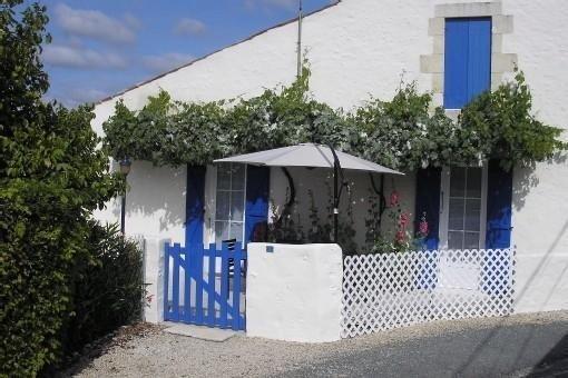 Maison à proximité de Royan, vakantiewoning in Medis