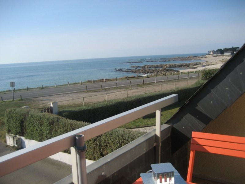 Appartement face mer à Piriac sur Mer, location de vacances à Piriac-sur-Mer