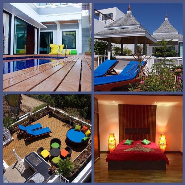 Villa Luxueuse Privee (Bali Style) - Phuket, Rawai, holiday rental in Rawai
