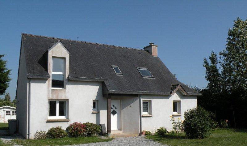 Villa Plouhinec Morbihan proche Mer, location de vacances à Sainte-Hélène