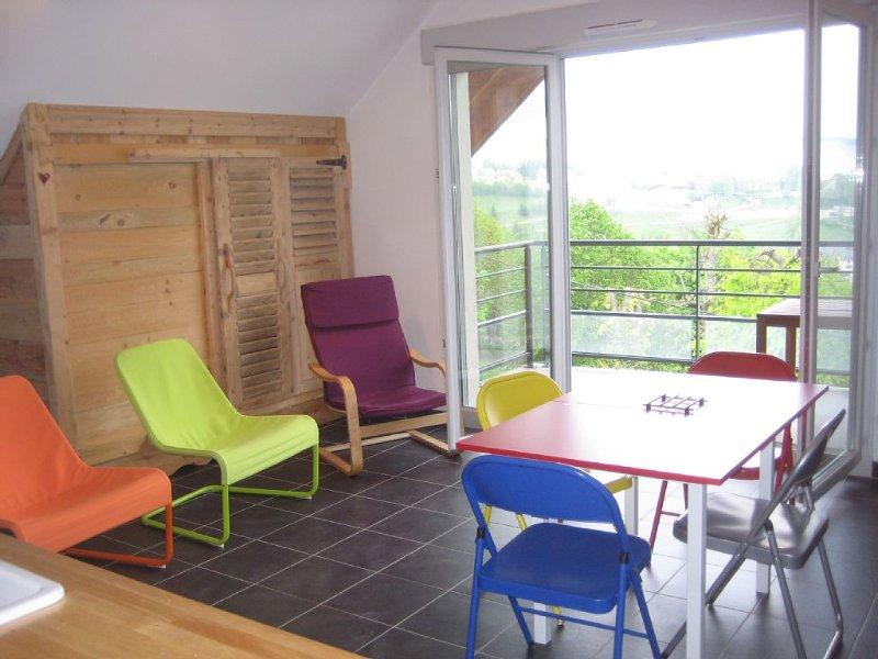Appartement 2 pièces 4 personnes, location de vacances à Villard-de-Lans