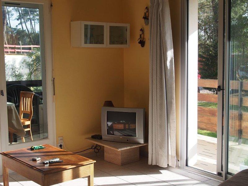 appartement bien entrenu, location de vacances à Labenne