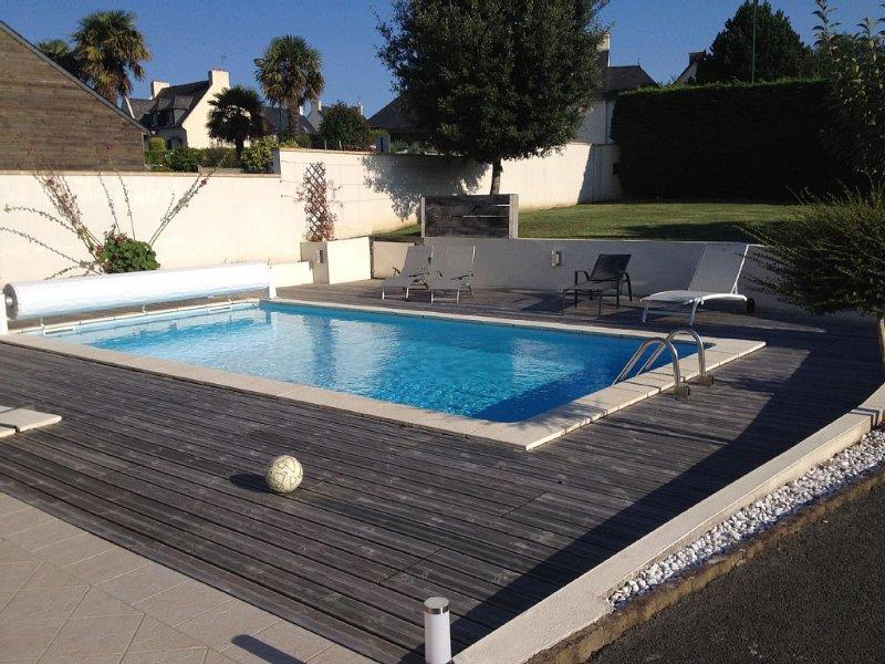 location piscine 12 pers, vacation rental in Erquy