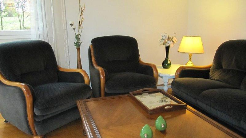 Salon en hiver | Lounge in winter time