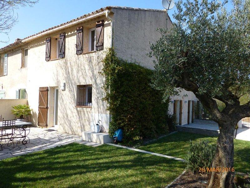 cottage in nature reserve of Plaine des Maures, location de vacances à Vidauban
