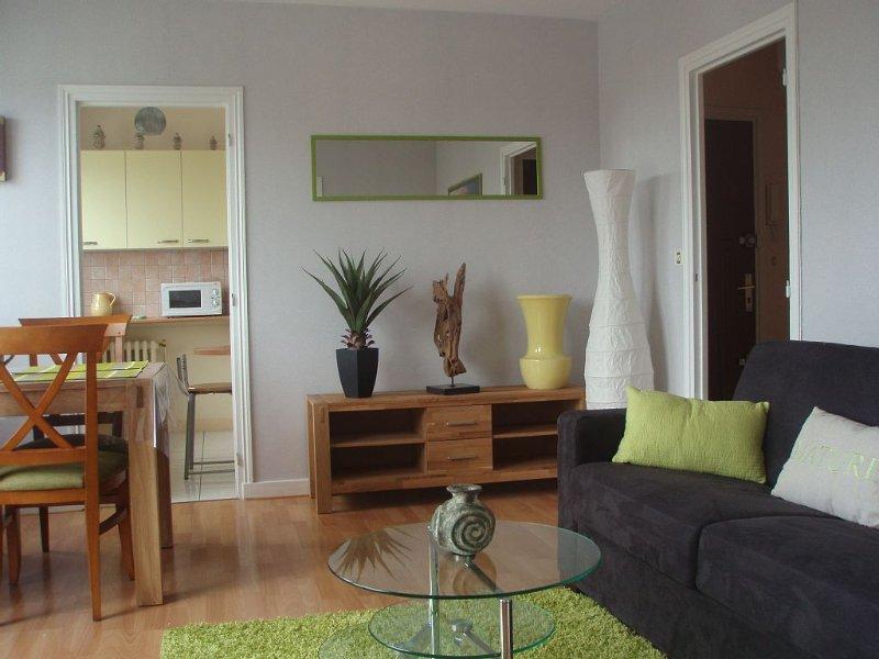 Résidence  du port  à Vannes Appartement de 44m² avec parking privé, casa vacanza a Vannes