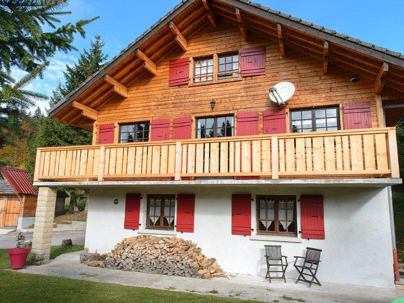 Appartement *** dans chalet, proche des pistes sur la station des Rousses., location de vacances à Les Rousses