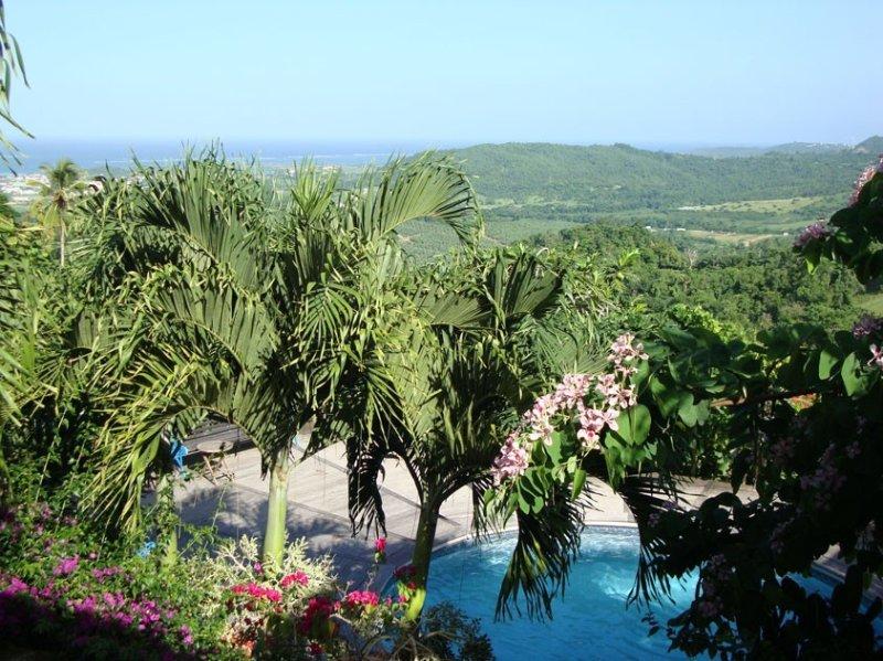 Luxueuse maison d'hôtes de style colonial avec piscine, holiday rental in Le Vauclin