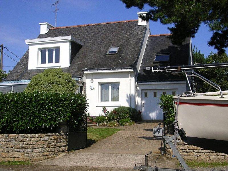 Location Studio Baden face à la mer, alquiler de vacaciones en Baden