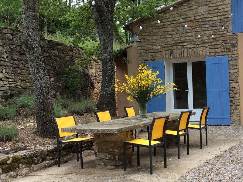 Maison sous les chênes : piscine,calme et sérénité, alquiler de vacaciones en Apt