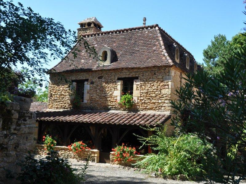 Arcadie, paisible et chaleureux gîte de charme à 2km de la rivière, holiday rental in Molieres