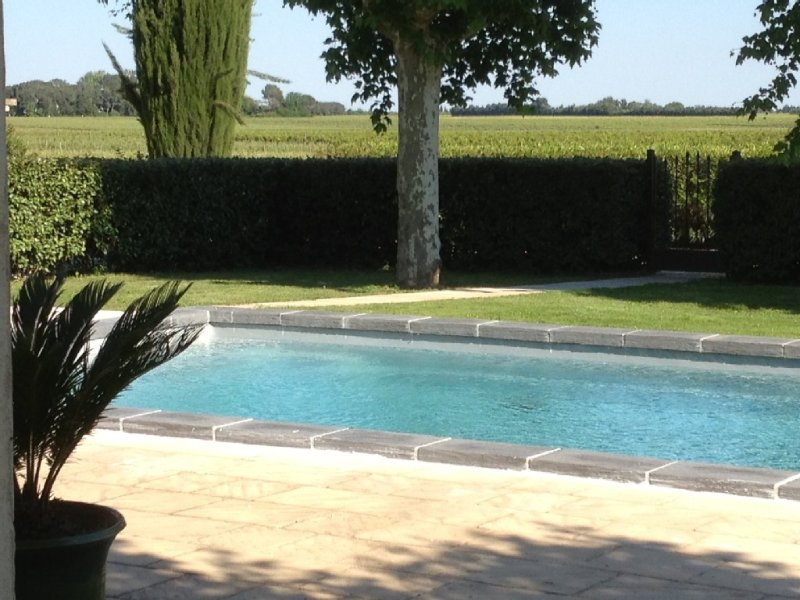 Maison de charme en Provence, holiday rental in Bellegarde
