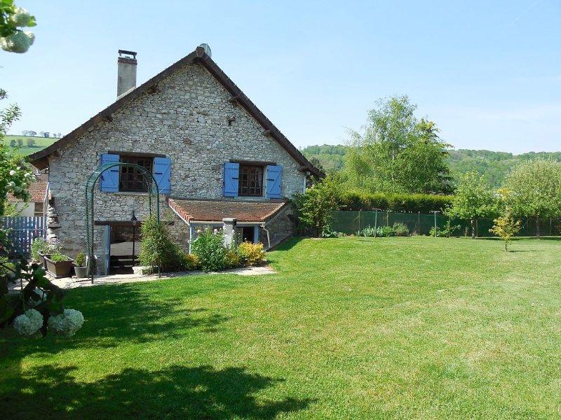 Gîte de la Vallée sur la Route touristique du Champagne, vacation rental in Aisne