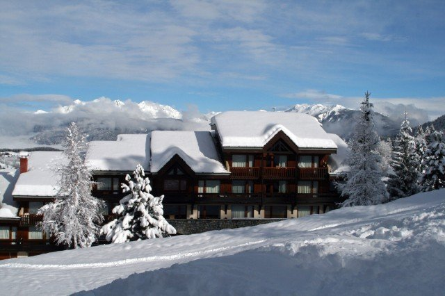 Valmorel, to the slopes, apartment 2 rooms, 4 people, casa vacanza a Les Avanchers-Valmorel