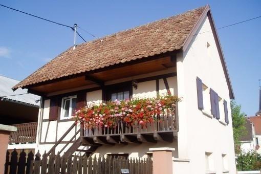 Gîte indépendant, tout confort, dans maison alsacienne, Ferienwohnung in Colmar