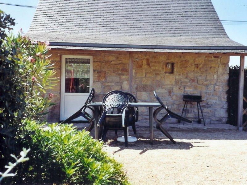 Authentique village et petite maison bretonne de bord de mer, alquiler de vacaciones en Plouharnel