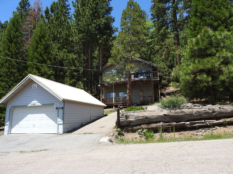 Summer or Winter Cabin Among the Pines, holiday rental in Shingletown