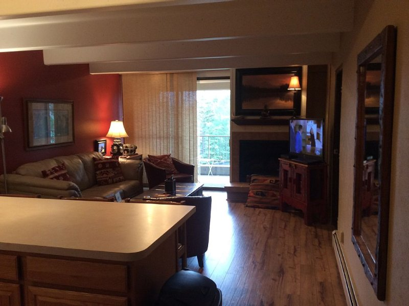 Central location to ski areas! Newly remodeled master suite., holiday rental in Dillon