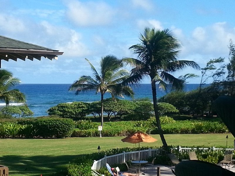 Balmy Breeze, Warm Sands, Azure Seas--Kaha Lani 211 Truly Is A Place In Heaven!, location de vacances à Lihue