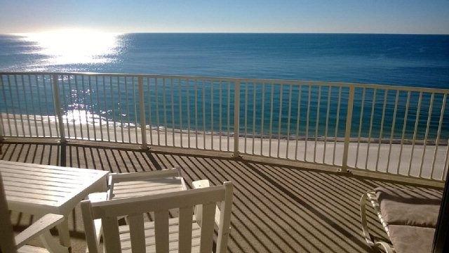 Regency Isle-1004 - Direct access to beach, pool, hot tub, huge private balcony, holiday rental in Orange Beach