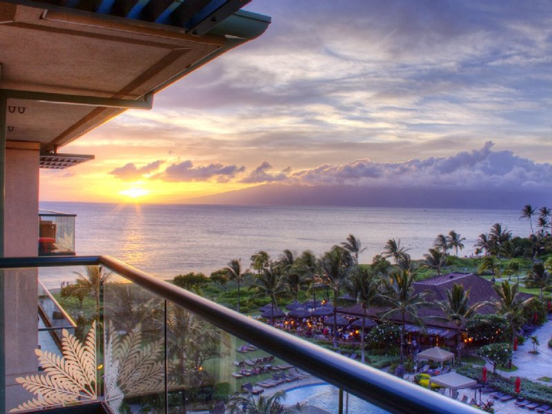 OCEAN VIEW- ENHANCED ARRIVAL CLEANING, vacation rental in Lahaina