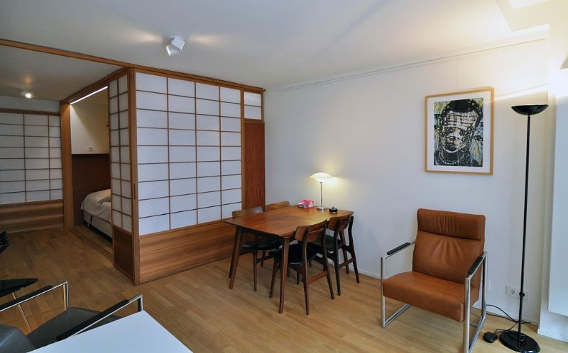 Dutch / Japanese Connection Styled Condo In Amsterdam Centre, holiday rental in Amsterdam