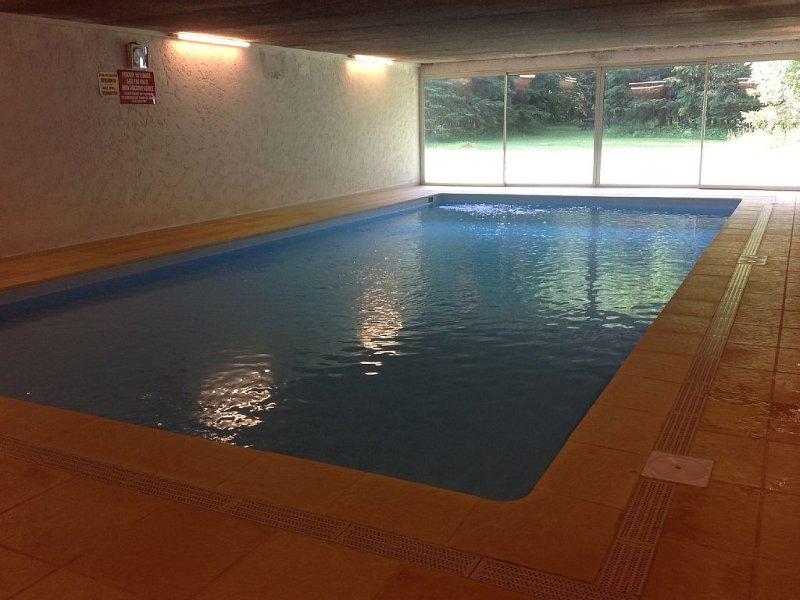 App piscine couv/chauffée/jardin/100m télécab/200m base/loisirs/Garage et Parkin, location de vacances à Les Contamines-Montjoie