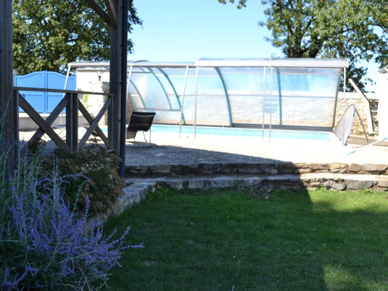 Chalet de La Maynobe, holiday rental in La Bastide-l'Eveque