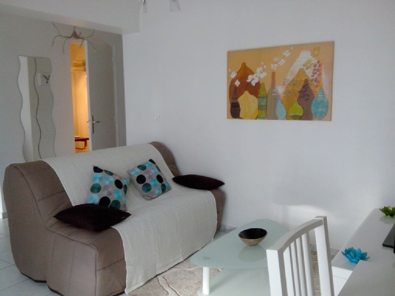 Charming & cozy studio / center Cannes / quiet /, holiday rental in Cannes