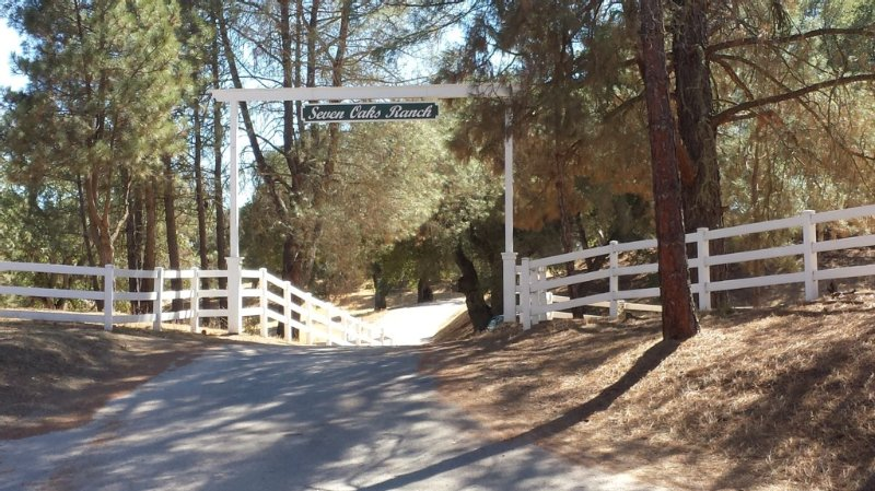 350 Acre Central California Ranch Near Wine Contry, location de vacances à Santa Margarita