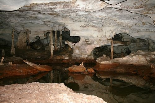 Explore Middle Caicos Caves
