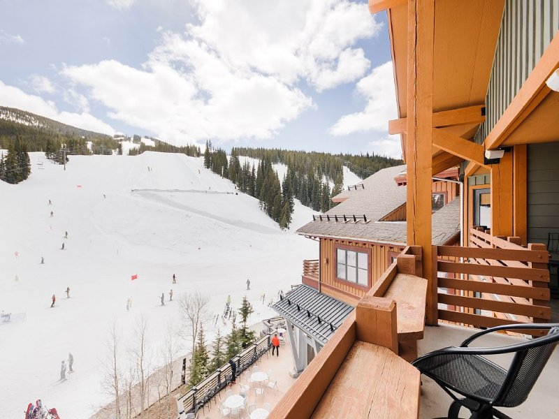 Penthouse Level - Lift Central, alquiler vacacional en Copper Mountain