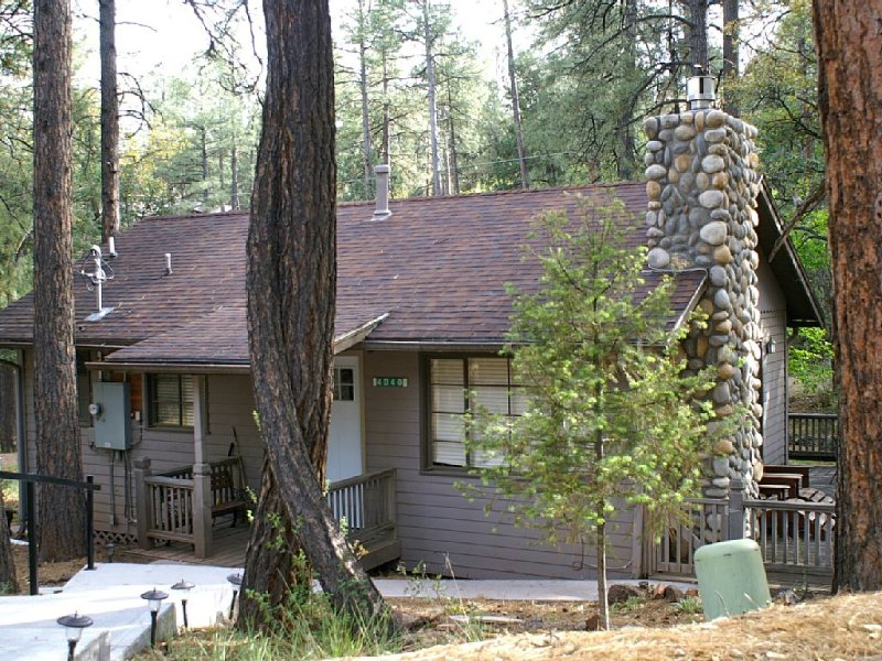 Mountain Charm -- Great Location!, vacation rental in Pine