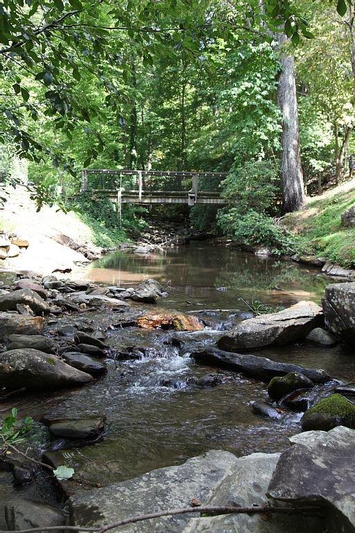 The Bridge across Creek