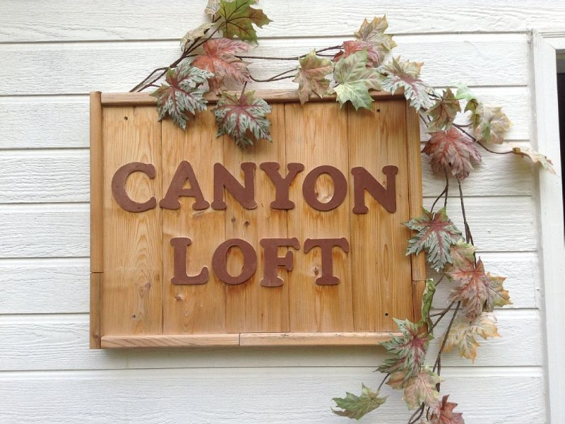 Welcome to Canyon Loft Where you can be you.....it's your vacation!