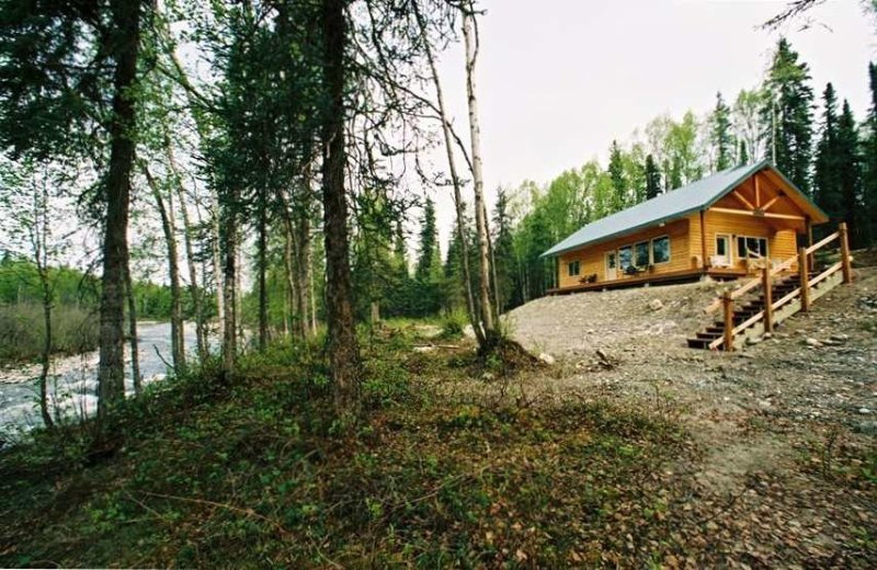 MINUTES OFF PARKS HWY W/WiFi EXPERIENCE AK 27 ACRES RIVERFRONT WILLOW CREEK INN, casa vacanza a Willow