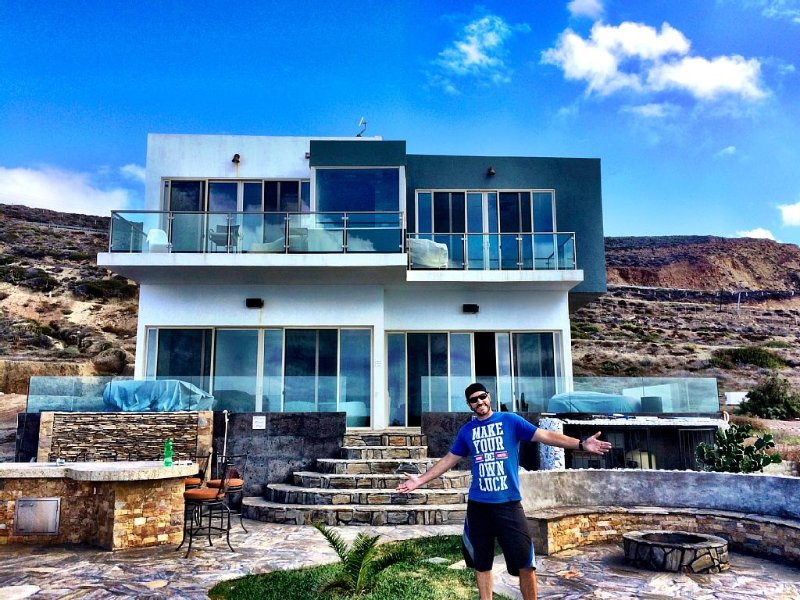 ⭐️⭐️⭐️ Oceanfront Paradise ⭐️⭐️⭐️, aluguéis de temporada em Baja California Norte