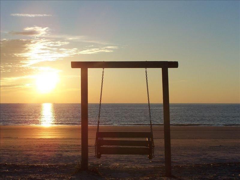 Beautiful sunrise and sunsets