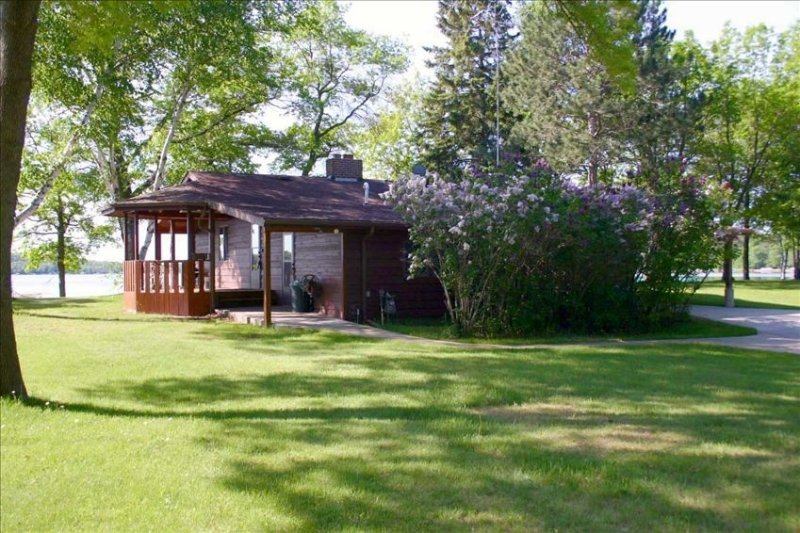 Gull Lake Home with Guest Cabin, vacation rental in Nisswa