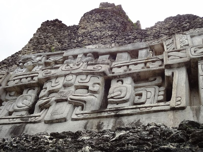 explore numerous Mayan temples and caves