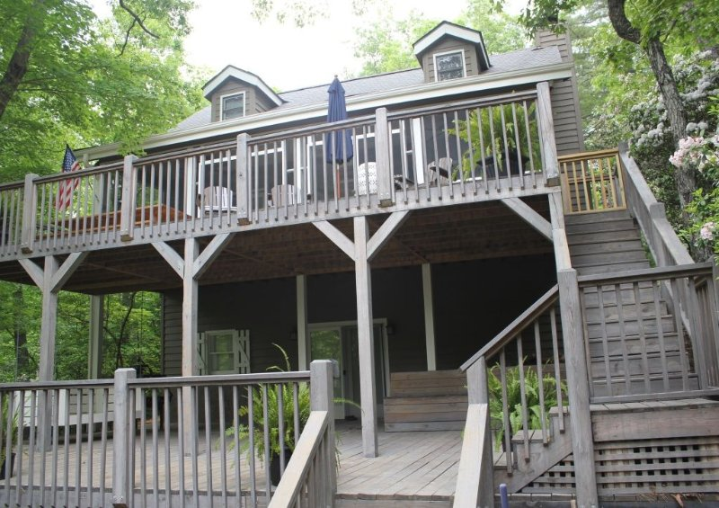 Treehouse By The Lake, holiday rental in Clayton