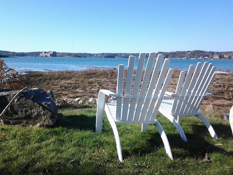 The Chandler, Desirable Cottage On The Banks Of Sheepscot Harbour, vacation rental in Bowdoinham