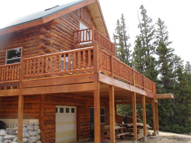 Crooked Finger Lodge located in the heart of Leadville athletic events, vacation rental in Leadville