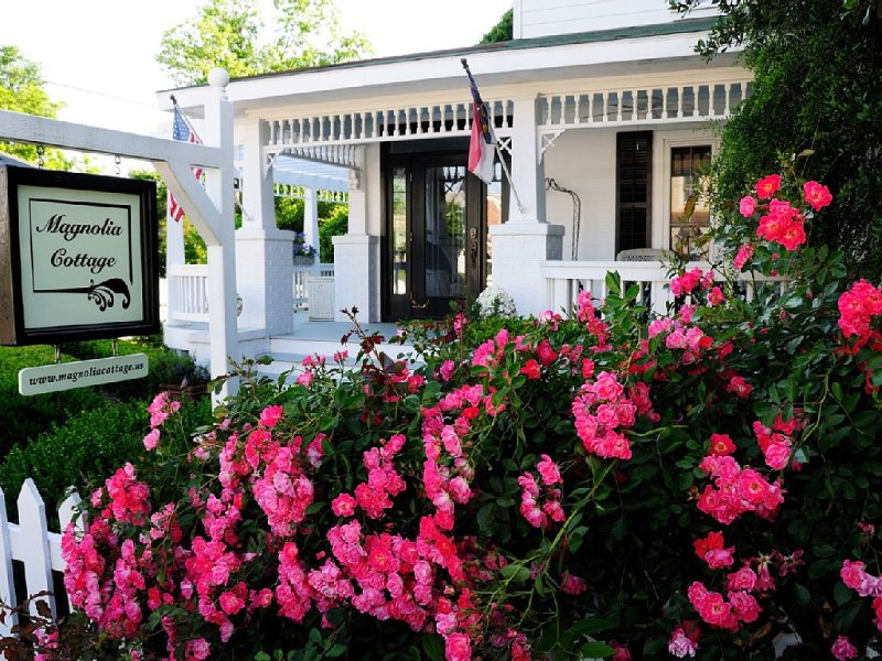 Magnolia Cottage  exquisite  private cottage in heart of  Old Town Manteo!, aluguéis de temporada em Roanoke Island