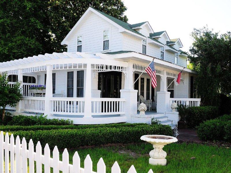 bienvenido a la hermosa casa de campo Magnolia vamos !!