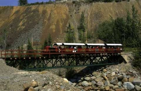 UNderground Mining Railroad