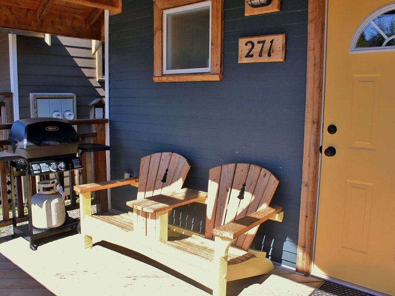 The Single Fin Cabin, vacation rental in Barkley Sound