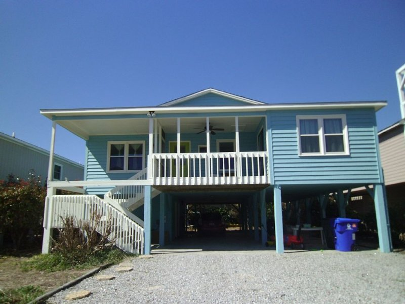 Family And Pet Friendly On the West End of Sunset Beach !, Ferienwohnung in Sunset Beach